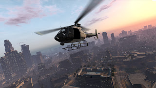 Grand Theft Auto V  helicopter gta 5