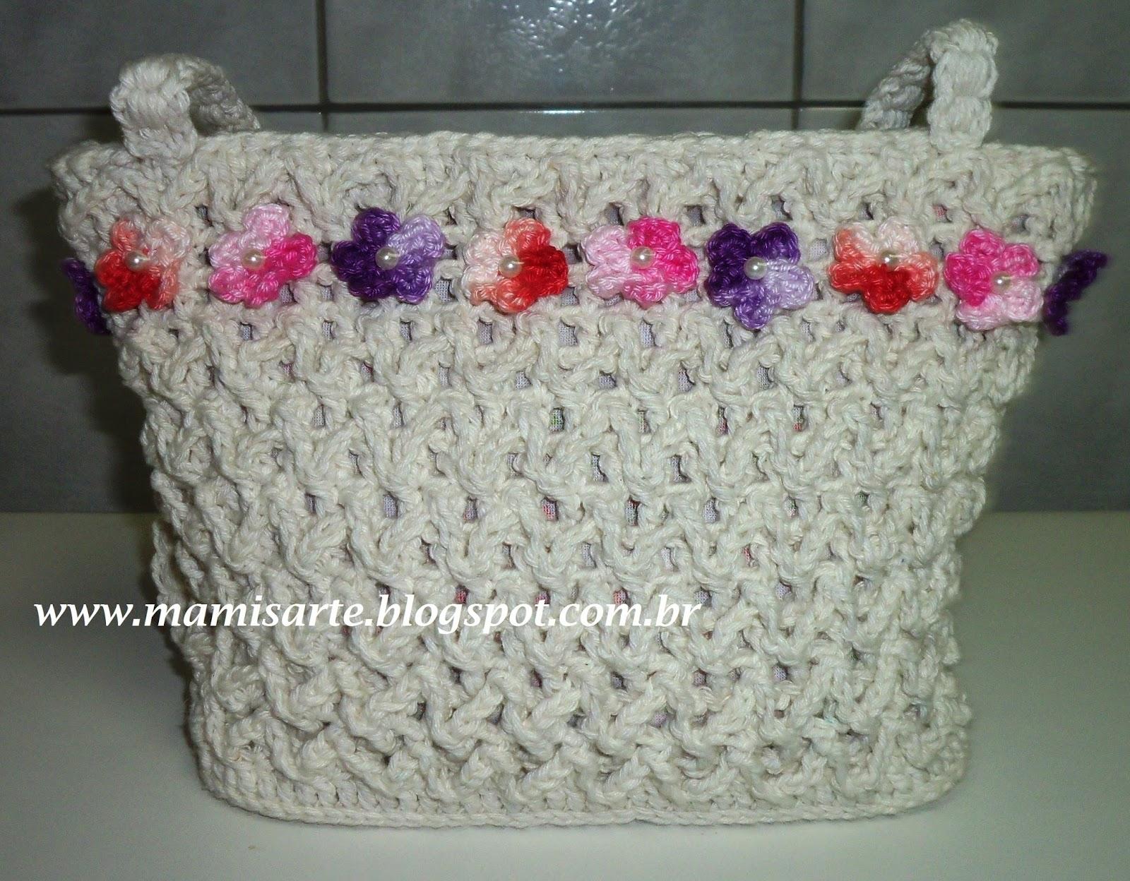 Bolsa De Valores Passo Fundo : Crochet et tricot da mamis bolsa em quot zig zag