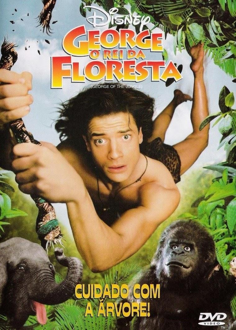 George: O Rei da Floresta – Dublado (1997)