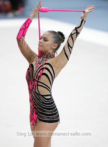 BLOG CLASS 2: RYTHMIC GYMNASTIC HOTIE - ALINA KABAEVA Alina Kabaeva Gymnastics