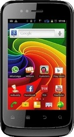 Micromax Superfone Punk A45 (Black)