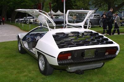 1967 Lamborghini Marzal Lamborghini Cars