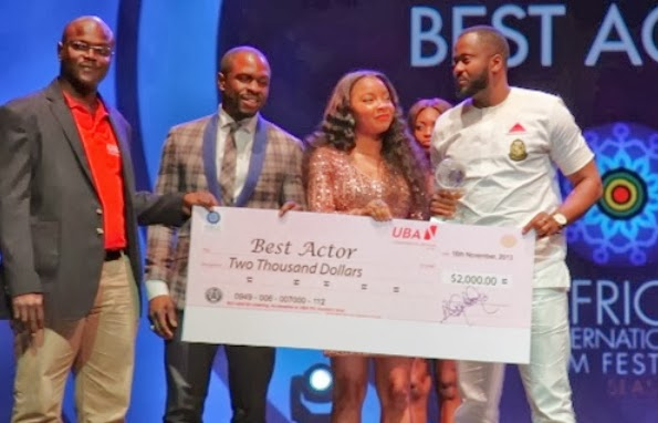 desmond elliot best actor award
