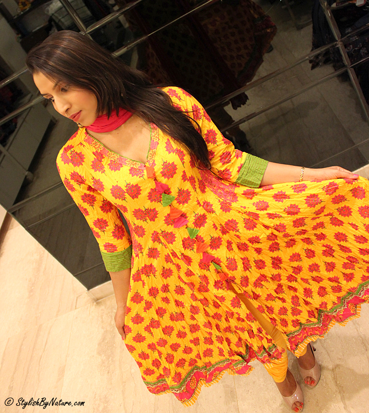 ethnic indian wear salwar kurta