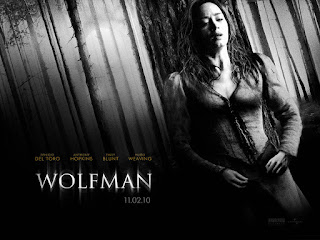 the wolfman emily blunt