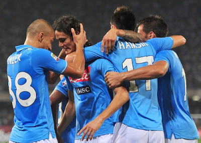 Napoli Milan 3-1 highlights video