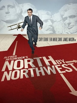 "En son izlediğim film:  ""North By Northwest 1959"""