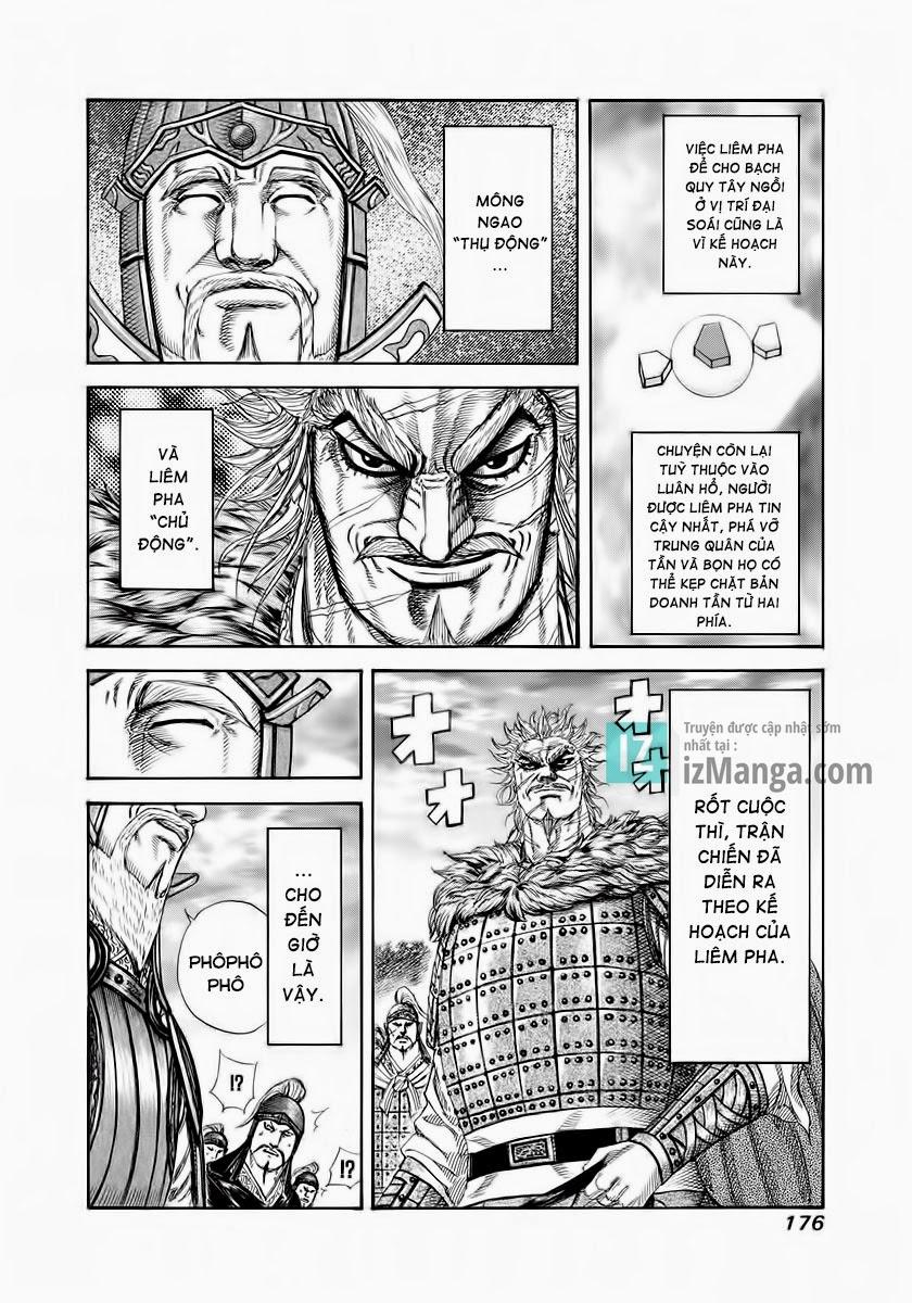 Kingdom – Vương Giả Thiên Hạ (Tổng Hợp) chap 227 page 6 - IZTruyenTranh.com