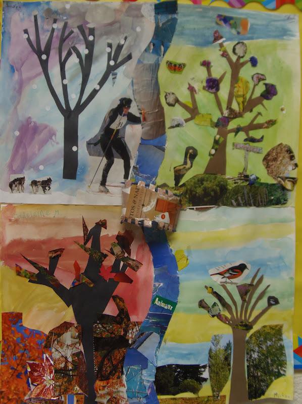 L 39 ecole fran aise du maine le jardin des quatre saisons for Jardin 4 saisons