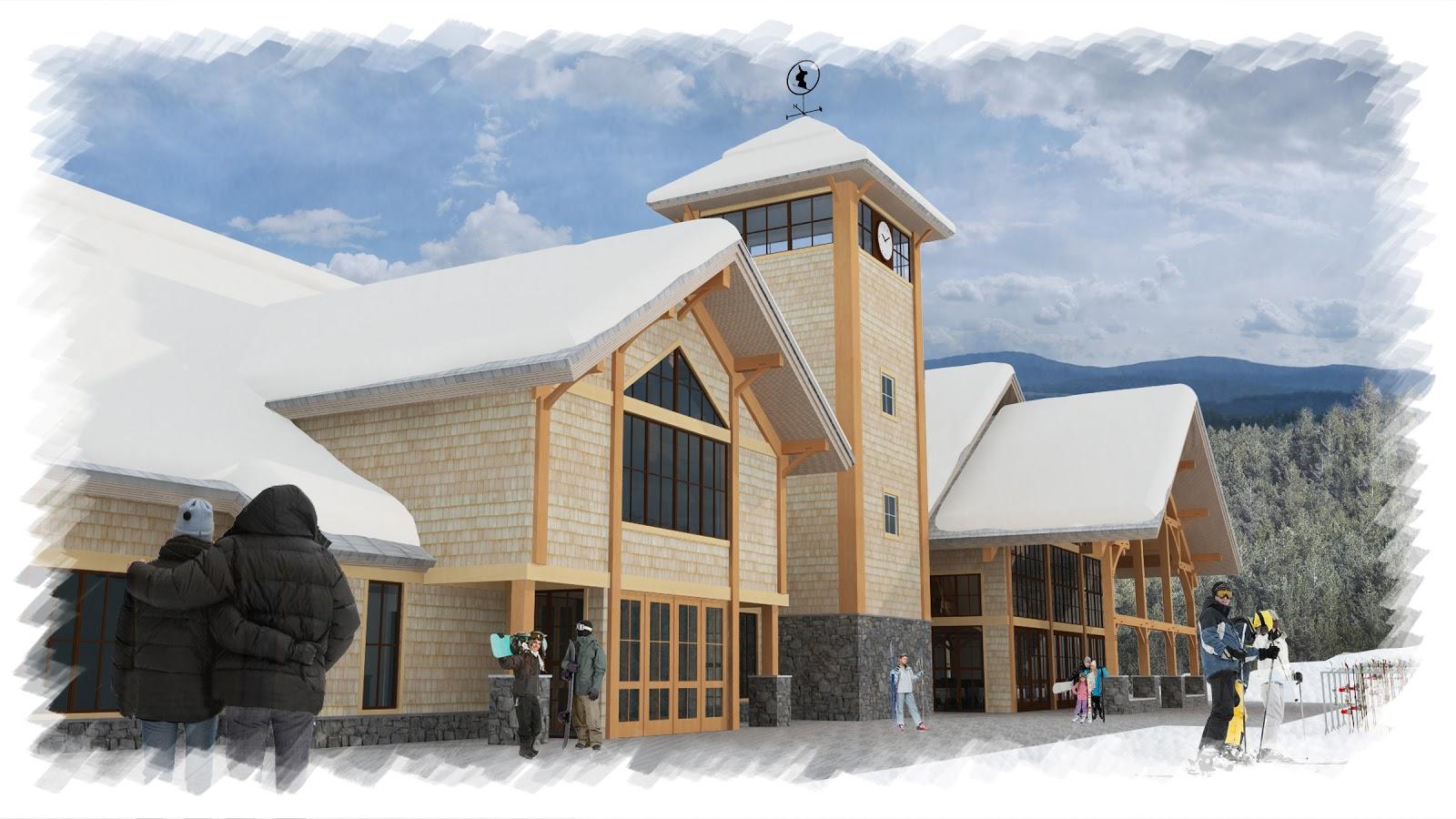 Austin Design Inc Haystack Base Lodge