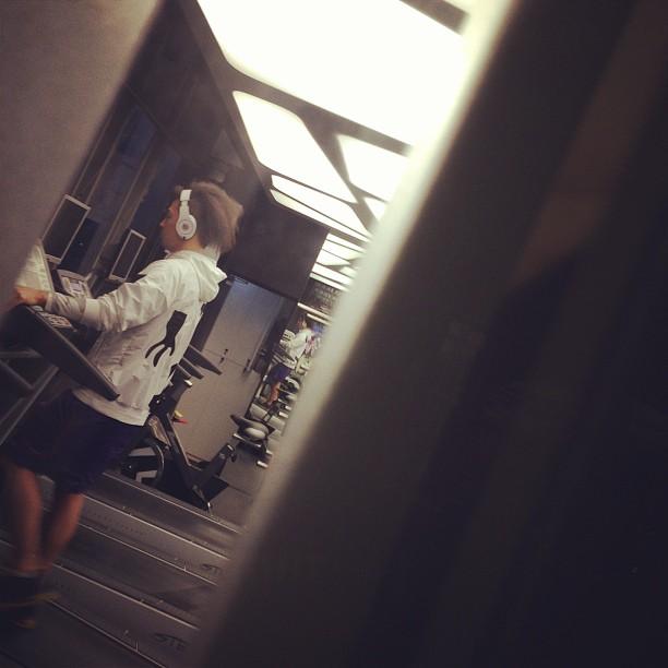[PICS] 130409 Hwangssabu's Instagram Update Taeyang