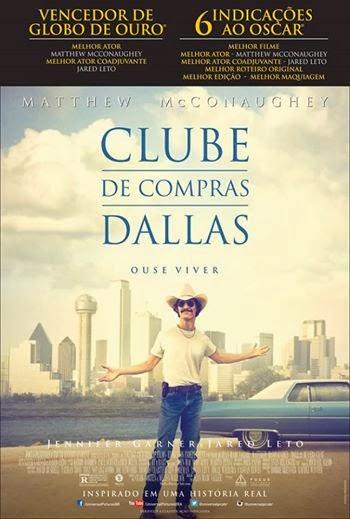 Clube de Compras Dallas – Dublado (2013)