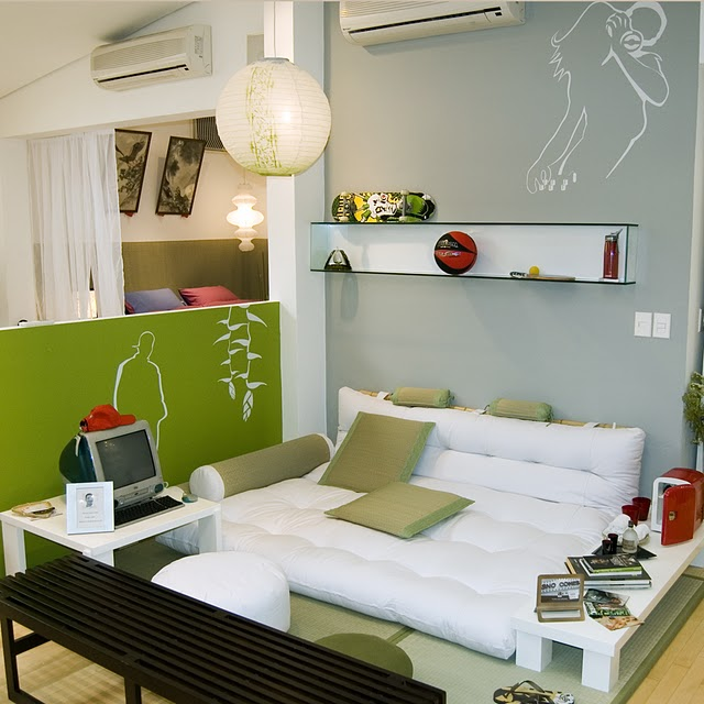 Designtherapy by jung especial cores verde for Interior designers in my area