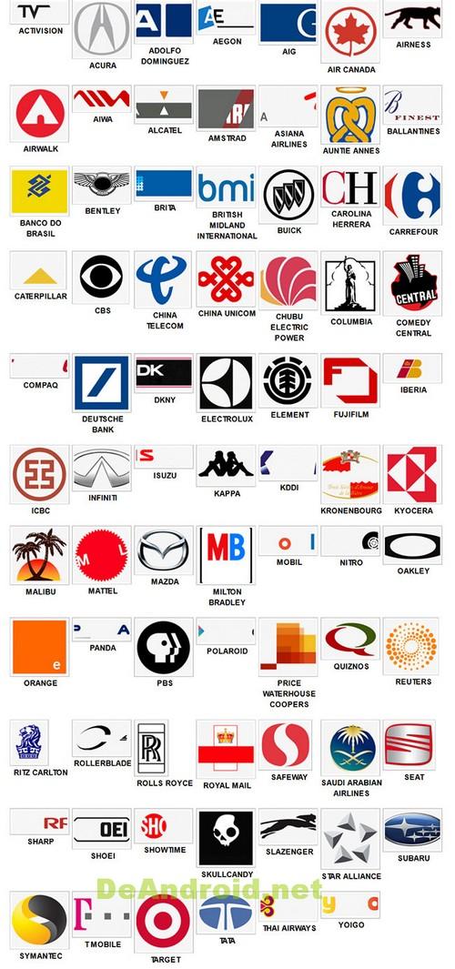 pz c logo quiz answers