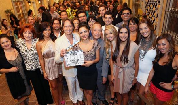 """Elenco de """"Rosario"""", la nueva telenovela de Univision"""