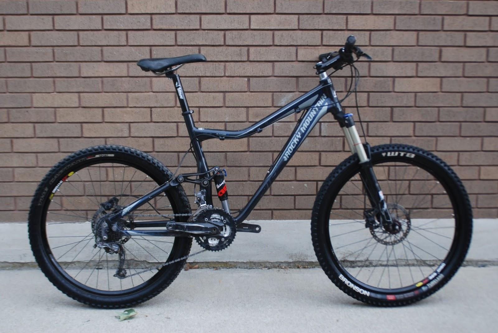 Anex Bicycles Rocky Mountain Altitude 10