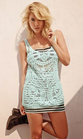 ropa de verano H&M Divided Ashley Benson