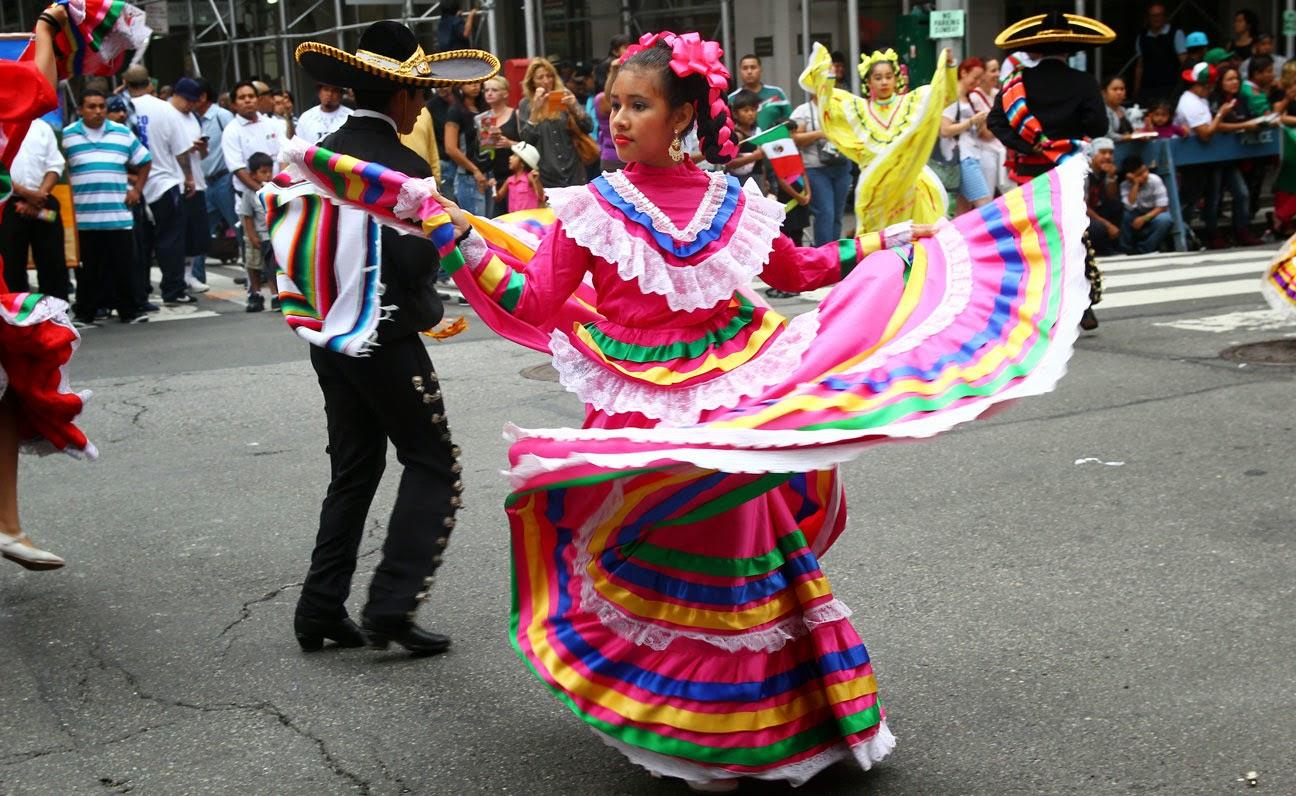 grupo danza tradicional mexicana