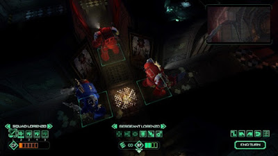 Space Hulk PC Games Screenshots