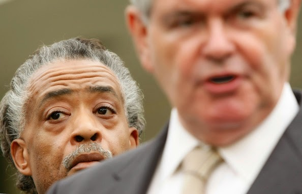 does al sharpton owe the irs