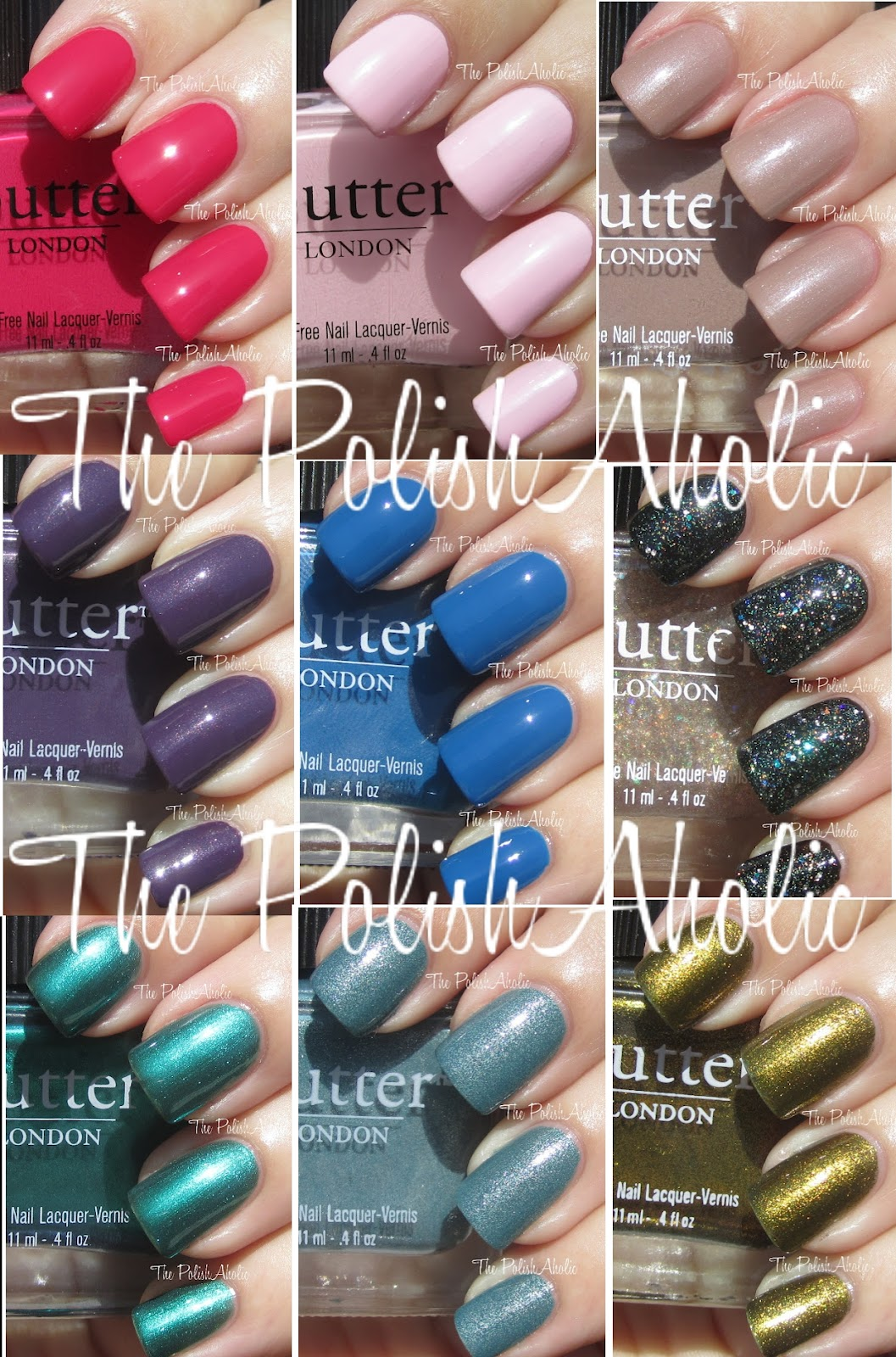 Butter Nail Polish Best Colors – Papillon Day Spa