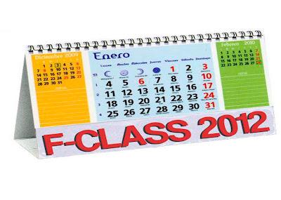 Calendario F-Class
