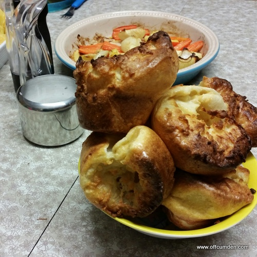 Amazing Yorkshire puddings