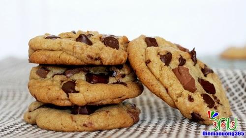 Cách làm bánh quy chocolate chips ngon cho các bé 1