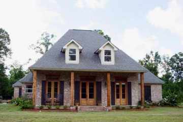 Acadian style home house affair for 2 story acadian house plans