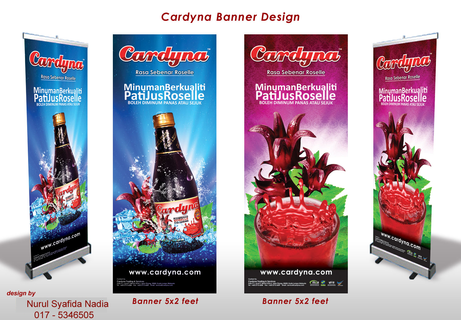 hidden creative design affordable banner design services