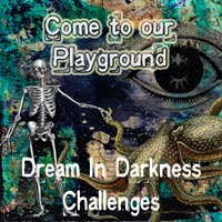Creepy Dark Challenge Blog