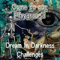 Creepy Dark Challenge Blog