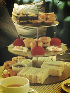 Rock and Roll Remix afternoon tea