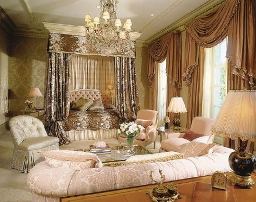 Decorating theme bedrooms maries manor luxury bedroom for Luxury bedroom inspiration