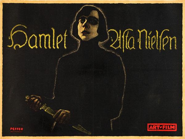 nuncalosabre. Afgrunden - Urban Gad (1910). Hamlet (1921)