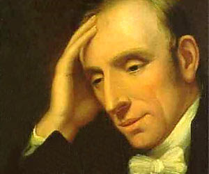 a biography of william wordsworth an english poet William wordsworth was an early leader of romanticism (a literary movement that celebrated nature and concentrated on human emotions) in english poetry and ranks as one of the greatest lyric.
