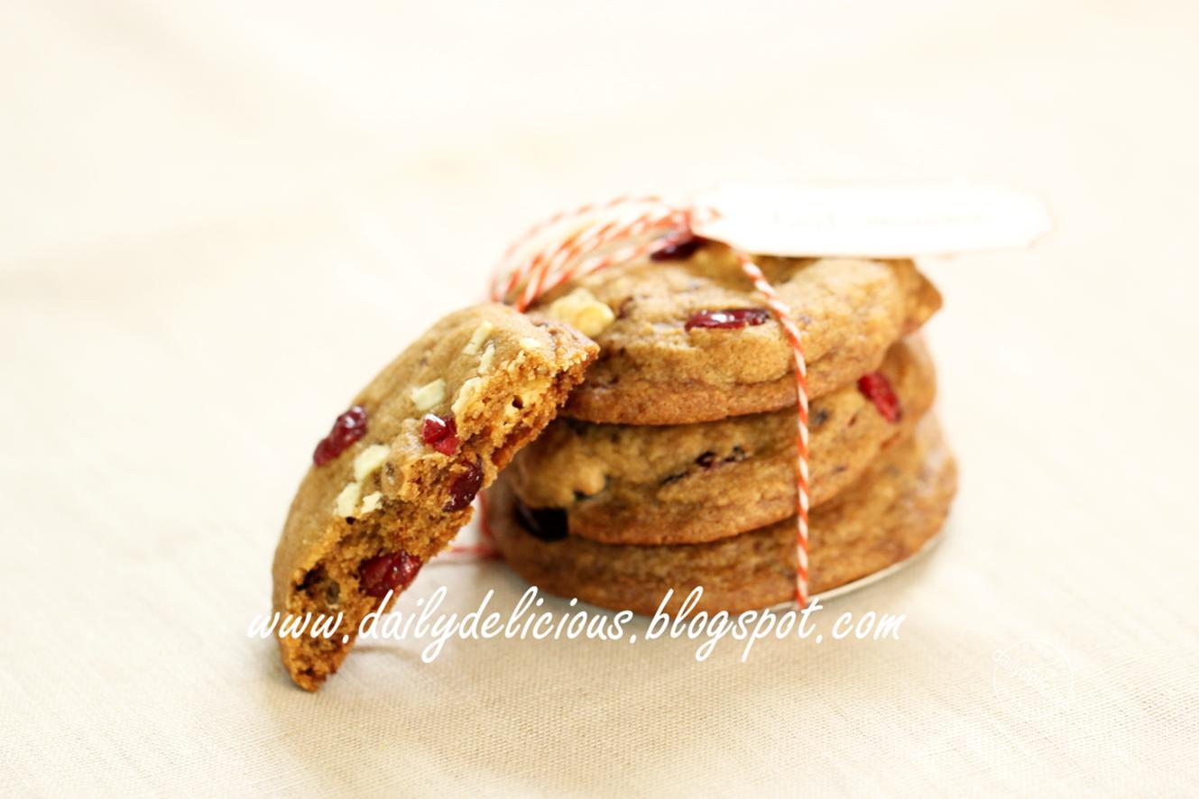 White Chocolate Cranberry Muffins Uk