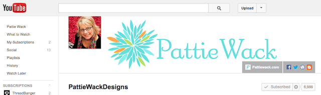 http://www.youtube.com/user/PattieWackDesigns