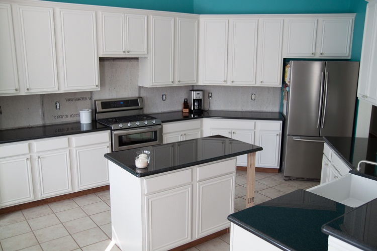 Kitchen Renovations Painted Cabinets