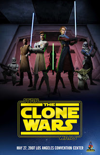SWTCW poster Download Star Wars: The Clone Wars   1ª, 2ª, 3ª, 4ª e 5ª Temporada RMVB Legendado