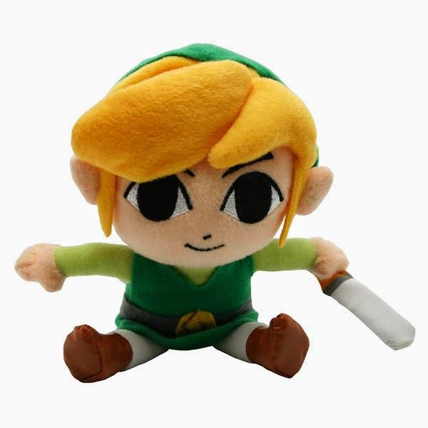 Peluche Link con Espada