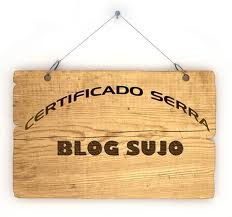 Blog pessoal sem fins lucrativos