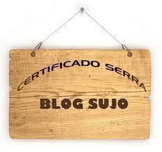 Blog pessoal sem fins lucrativos
