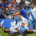 Puebla y Cruz Azul Empatan 0 a 0