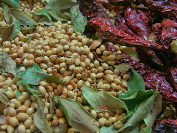 Home made sambar powder+southindian recipe