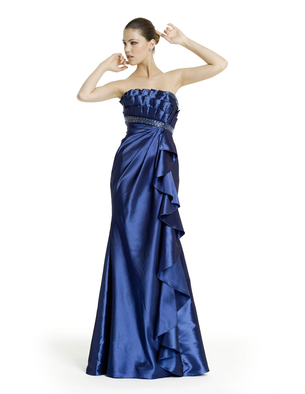 Vestidos de fiesta - Colección Luna Couture 2012