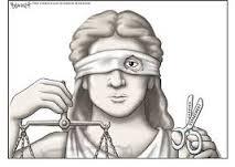 Unblind Justice