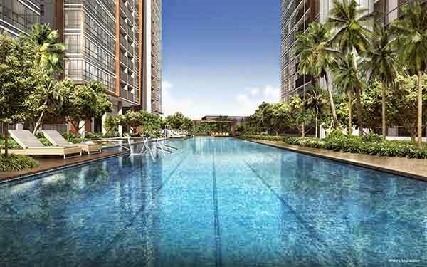 Coco Palms Pool