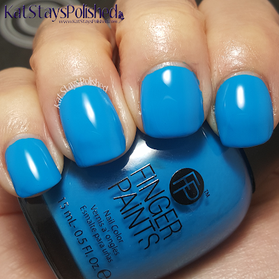 FingerPaints Tie Dye Revolution - Be Hippy | Kat Stays Polished