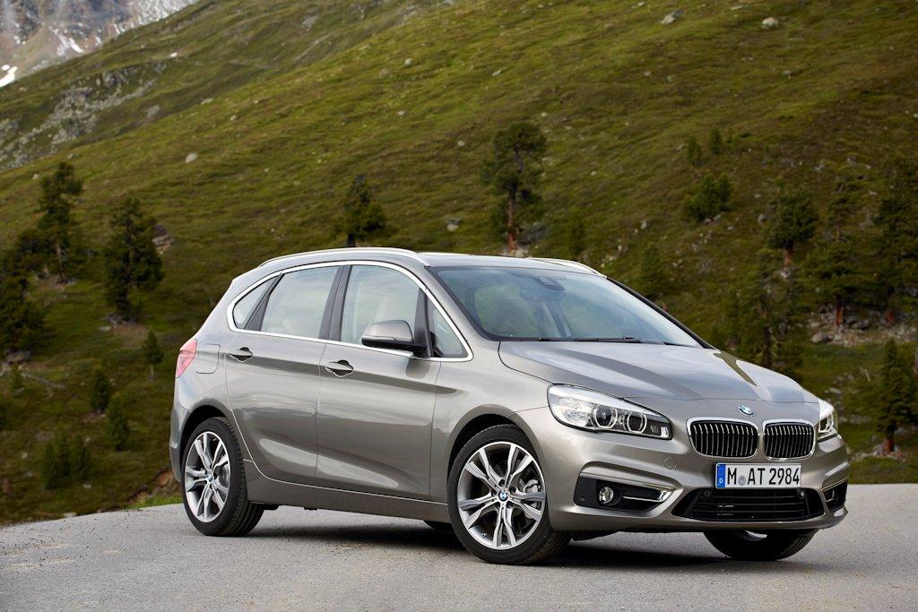 BMW Philippines Launches Series Active Tourer Philippine Car - 2 series bmw price